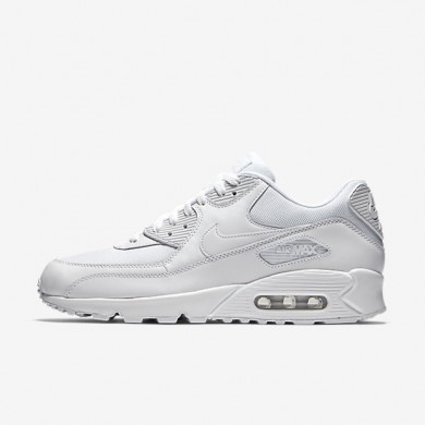 Nike zapatillas para hombre air max 90 essential blanco/blanco/blanco/blanco