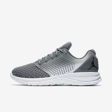 Nike zapatillas para hombre jordan trainer st winter gris azulado/blanco/negro