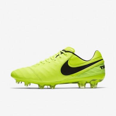 Nike zapatillas para hombre tiempo legend vi fg voltio/voltio/negro/negro