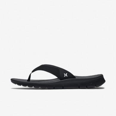 Nike zapatillas para hombre hurley fusion negro