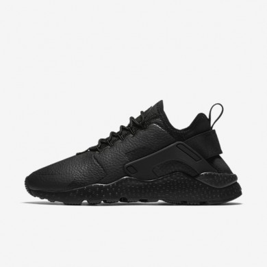 Nike zapatillas para mujer beautiful x air huarache ultra premium negro/negro/negro