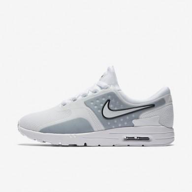 Nike zapatillas para mujer air max zero blanco/negro/blanco