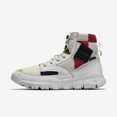 Nike zapatillas para hombre sfb 15 cm leather blanco cáscara de huevo/negro