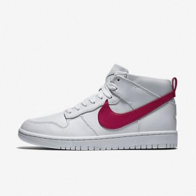Nike zapatillas para hombre lab dunk lux chukka x rt blanco/rojo distancia