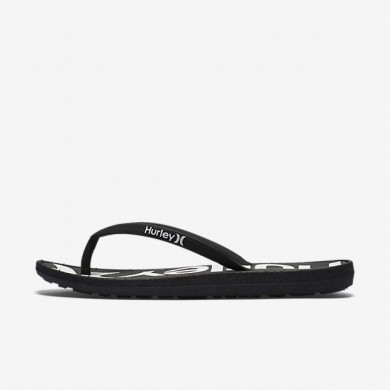 Nike zapatillas para mujer hurley one and only printed negro