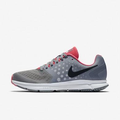 Nike zapatillas para mujer air zoom span sigilo/rosa carrera/platino puro/negro
