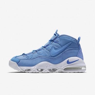 Nike zapatillas para hombre air max uptempo 95 qs azul universitario/blanco/azul universitario