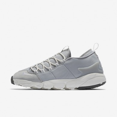 Nike zapatillas para hombre air footscape nm gris lobo/negro/blanco cumbre
