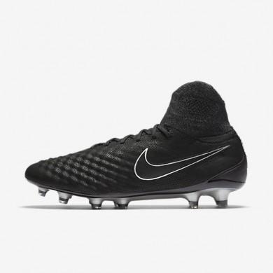 Nike zapatillas para hombre magista obra ii tech craft 2.0 fg negro/negro