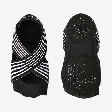 Nike zapatillas para mujer studio wrap 4 negro/blanco