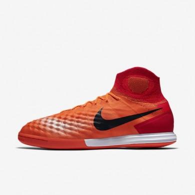 Nike zapatillas para hombre magistax proximo ii ic carmesí total/rojo universitario/rosa atómico/negro