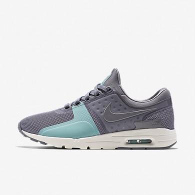 Nike zapatillas para mujer air max zero gris azulado/vela/azul verdoso lavado/gris azulado