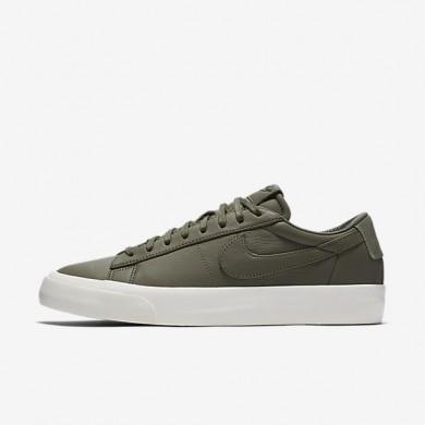 Nike zapatillas para hombre lab blazer studio low neblina urbana/neblina urbana/vela/neblina urbana