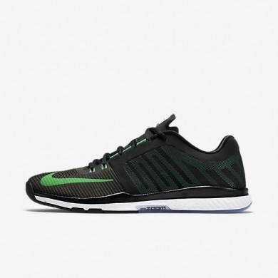 Nike zapatillas para hombre zoom speed trainer 3 negro/caqui militar/blanco/hoja primaveral