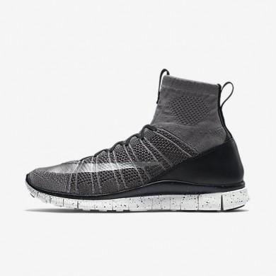 Nike zapatillas para hombre free mercurial superfly gris oscuro/negro/blanco cumbre/plata