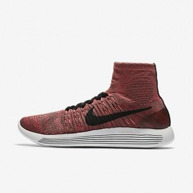 Nike zapatillas para mujer lunarepic flyknit lava resplandor/mostaza oscuro/ponche cálido/negro