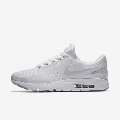 Nike zapatillas unisex air max zero blanco/platino puro/platino puro