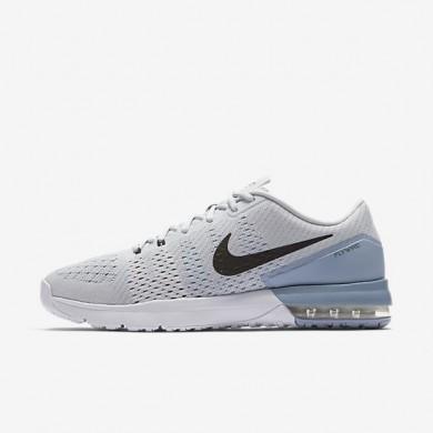 Nike zapatillas para hombre air max typha blanco/gris azulado/blanco/negro
