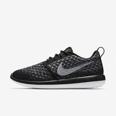 Nike zapatillas para mujer roshe two flyknit 365 gris lobo/negro/blanco/gris lobo