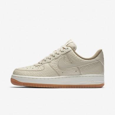 Nike zapatillas para mujer air force 1 07 premium crudo/caqui/vela/crudo