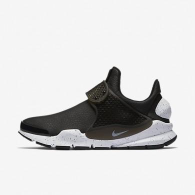 Nike zapatillas para mujer sock dart premium negro/negro/blanco
