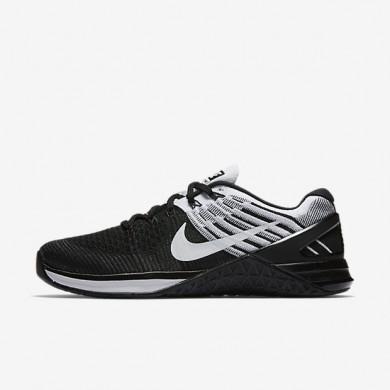 Nike zapatillas para mujer metcon dsx flyknit negro/blanco