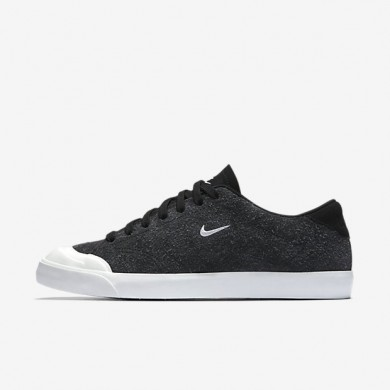 Nike zapatillas para hombre all court 2 low negro/blanco cumbre/blanco cumbre