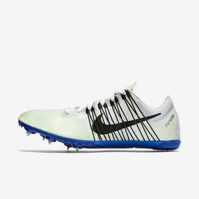 Nike zapatillas unisex zoom victory elite blanco/azul carrera/negro