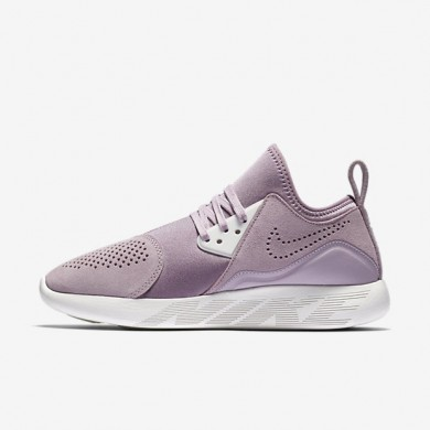 Nike zapatillas para mujer lunarcharge premium lila helado/ciruela niebla/voltio/blanco cumbre