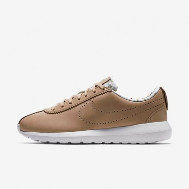 Nike zapatillas para mujer roshe cortez nm liberty tostado vachetta/voltio/blanco/tostado vachetta