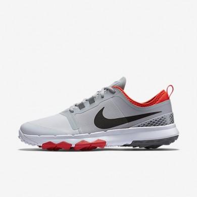 Nike zapatillas para hombre fi impact 2 gris lobo/platino puro/gris oscuro/negro