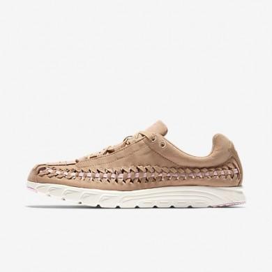 Nike zapatillas para mujer mayfly woven tostado vachetta/olmo/vela/rosa ártico