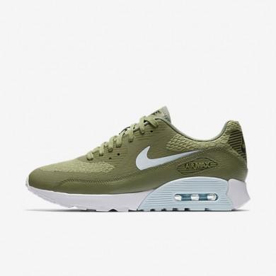 Nike zapatillas para mujer air max 90 ultra 2.0 verde palmera/blanco/negro/azul glacial