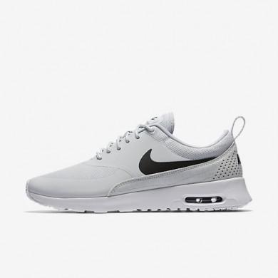 Nike zapatillas para mujer air max thea platino puro/blanco/negro