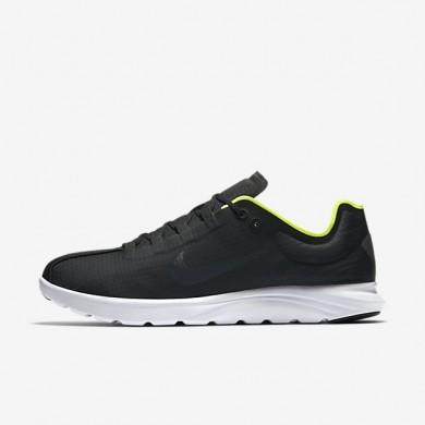 Nike zapatillas para hombre mayfly lite se negro/voltio/blanco/antracita