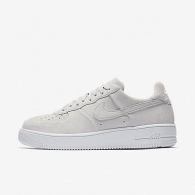 Nike zapatillas para hombre air force 1 ultraforce platino puro/blanco/platino puro