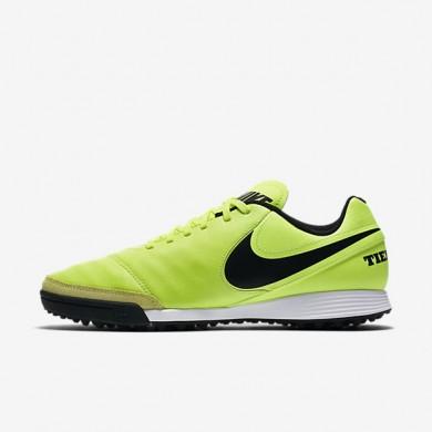 Nike zapatillas para hombre tiempox genio ii leather tf voltio/voltio/negro
