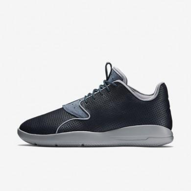 """Nike zapatillas para hombre jordan eclipse leather """"london"""" obsidiana oscuro/azul escuadrón/gris lobo/carmesí brillante"""