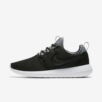 Nike zapatillas para mujer roshe two se negro/gris azulado/blanco/negro