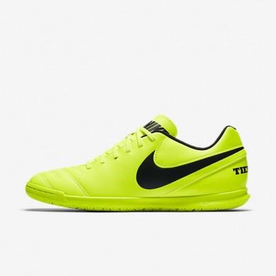 Nike zapatillas para hombre tiempo rio iii ic voltio/voltio/negro
