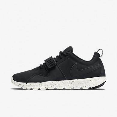 Nike zapatillas para hombre sb trainerendor negro/negro/negro