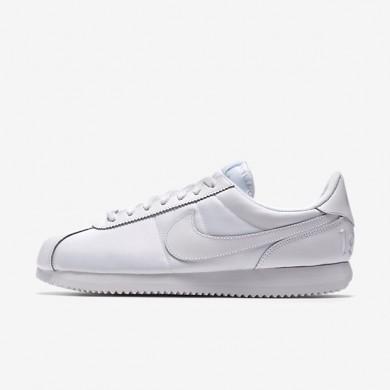Nike zapatillas para hombre cortez basic 1972 qs blanco/blanco/blanco