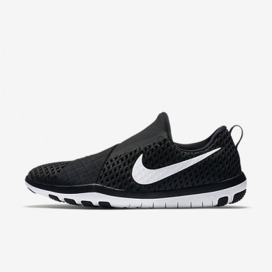 Nike zapatillas para mujer free connect negro/blanco