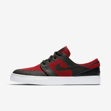 Nike zapatillas para hombre sb zoom stefan janoski elite rojo gimnasio/negro