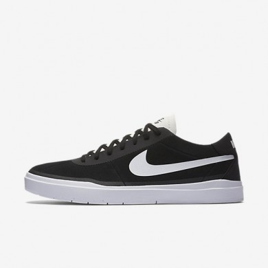 Nike zapatillas para hombre sb bruin hyperfeel negro/blanco/blanco