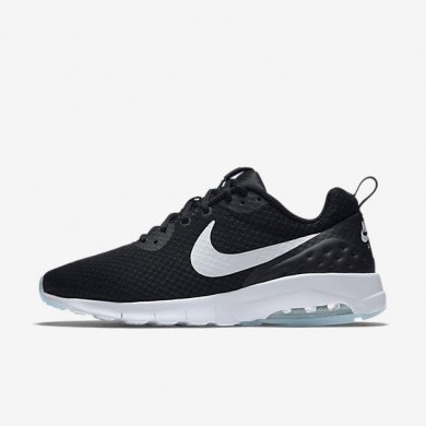 Nike zapatillas para hombre air max motion low negro/blanco
