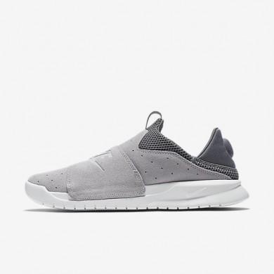 Nike zapatillas para hombre benassi slip gris lobo/gris azulado/blanco cáscara de huevo/gris lobo