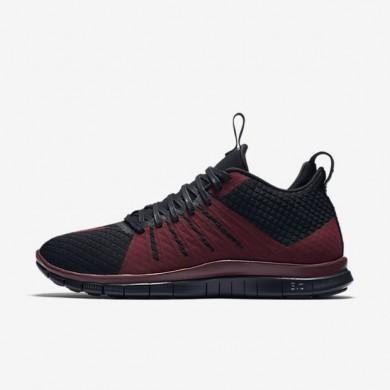 Nike zapatillas para hombre f.c. free hypervenom 2 negro/rojo team/oro metalizado/rojo team