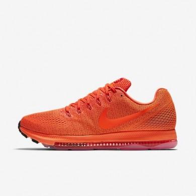 Nike zapatillas para hombre zoom all out low carmesí total/rojo acción/negro/carmesí total