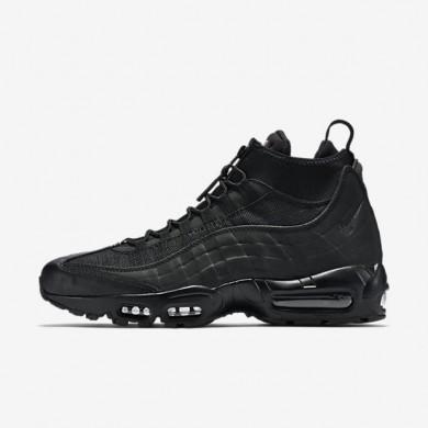 Nike zapatillas para hombre air max 95 sneakerboot negro/negro